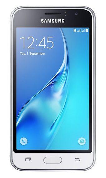 Смартфон SAMSUNG Galaxy J1 (2016) SM-J120F,  белый
