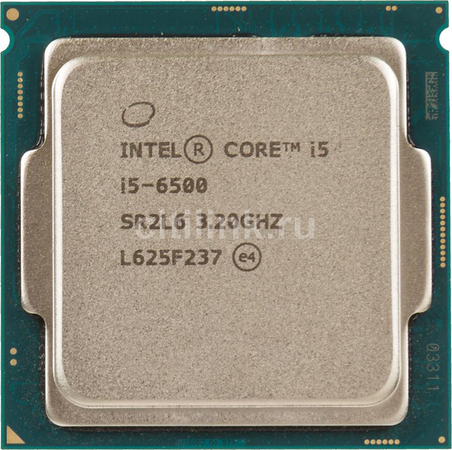 Процессор INTEL Core i5 6500, LGA 1151 ** OEM [cm8066201920404s r2l6]