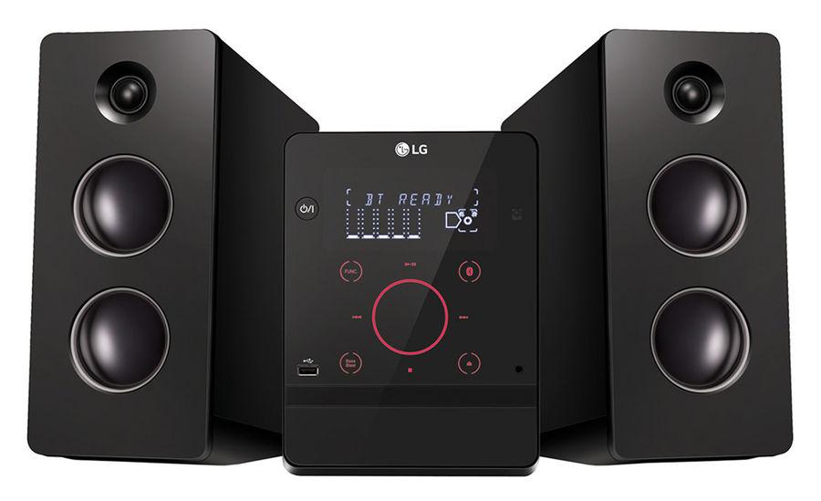 Купить Музыкальный центр LG CM2760, черный по выгодной цене в ... f28507b3026