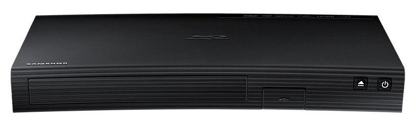 Плеер Blu-ray SAMSUNG BD-J5500/RU, черный
