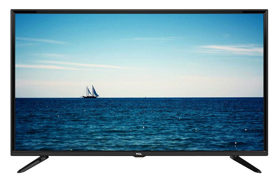 """LED телевизор TCL LED40D2710В  """"R"""", 40"""", FULL HD (1080p),  черный"""