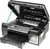 МФУ BROTHER InkBenefit Plus DCP-T300, A4, цветной, струйный, черный [dcpt300r1] вид 3