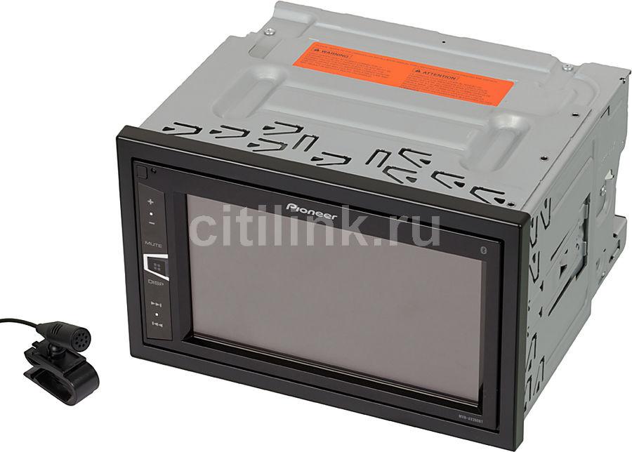 Автомагнитола PIONEER MVH-AV280BT,  USB