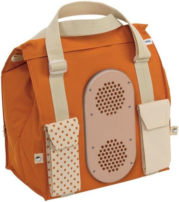 Автохолодильник MOBICOOL S28 DC,  28л,  оранжевый [9105302309]