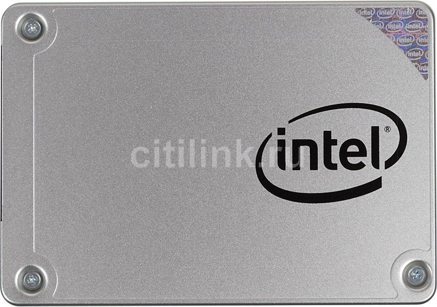 """SSD накопитель INTEL 540s Series SSDSC2KW120H6X1 120Гб, 2.5"""", SATA III [ssdsc2kw120h6x1 948800]"""