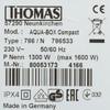 Пылесос THOMAS Aqua-Box Compact, 1600Вт, черный/оранжевый вид 11