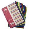 Разделитель индексный Бюрократ ID128 A4 пластик 1-31 цветные разделы вид 2