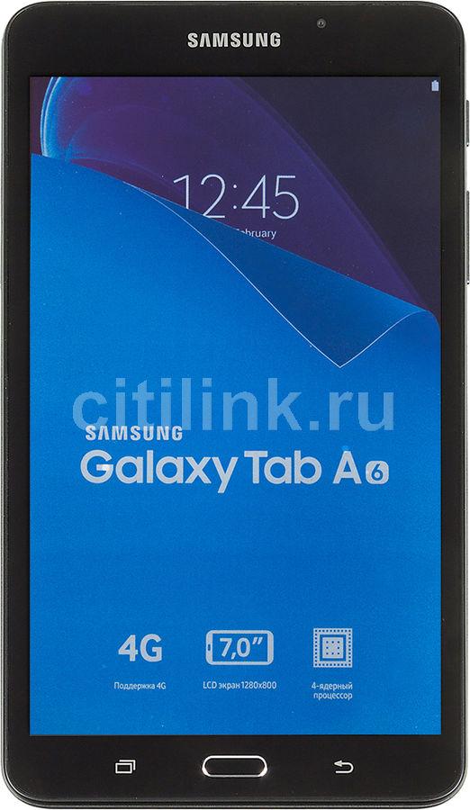 Планшет Samsung Galaxy Tab A SM-T285 4C/1.5Gb/8Gb 7