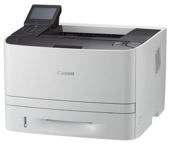 Принтер лазерный CANON i-SENSYS LBP253x лазерный, цвет:  серый [0281c001]