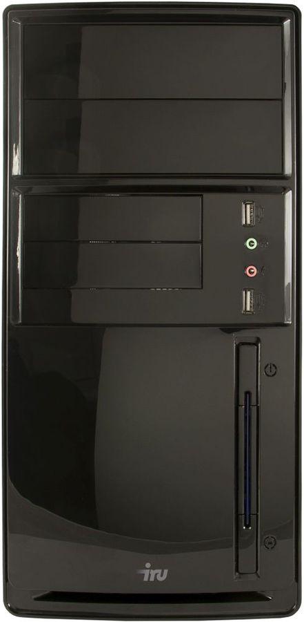Компьютер  IRU City 519,  Intel  Core i5  4460,  DDR3 4Гб, 500Гб,  Intel HD Graphics 4600,  Free DOS,  черный [364523]