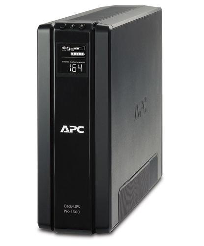 Источник бесперебойного питания APC Back-UPS Pro BR1500G-RS-W3Y,  1500ВA