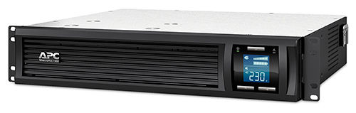 Источник бесперебойного питания APC Smart-UPS C SMC1500I-2U-W5Y,  1500ВA