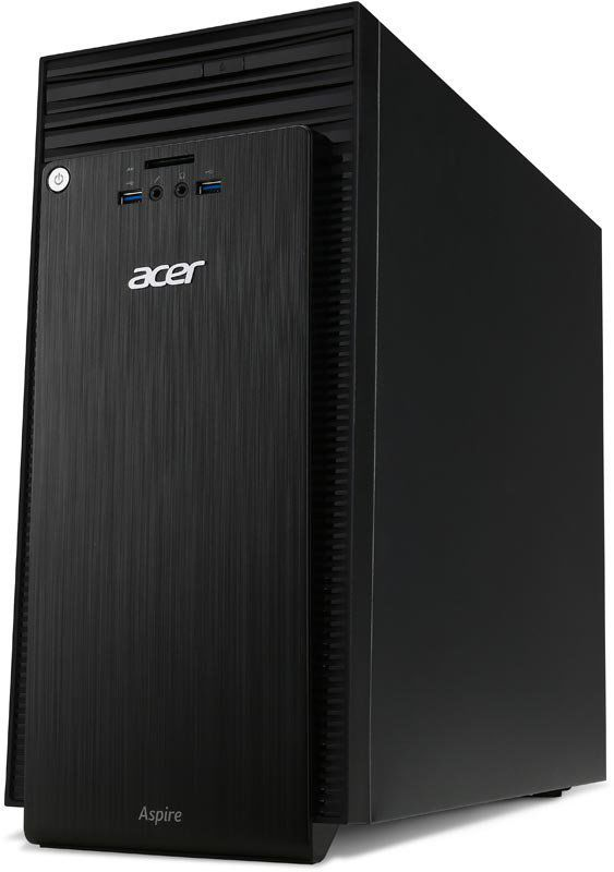 Компьютер  ACER Aspire TC-704,  Intel  Pentium  J3710,  DDR3 2Гб, 500Гб,  Intel HD Graphics 405,  DVD-RW,  Windows 10 Home,  черный [dt.b41er.002]