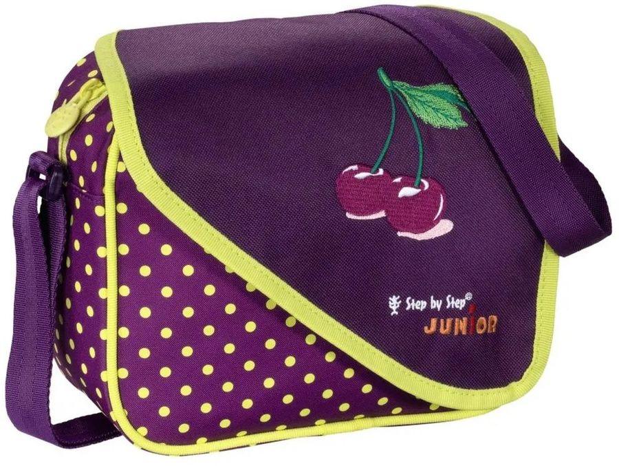 Сумка детская Step By Step Alpbag Purple cherry фиолетовый/желтый [00138420]