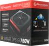 Блок питания THERMALTAKE SMART DPS SPG-0750DPCG,  750Вт,  140мм,  черный, retail вид 8