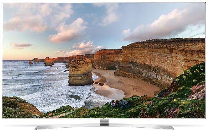 """LED телевизор LG 65UH950V  """"R"""", 65"""", 3D,  Ultra HD 4K (2160p),  белый"""