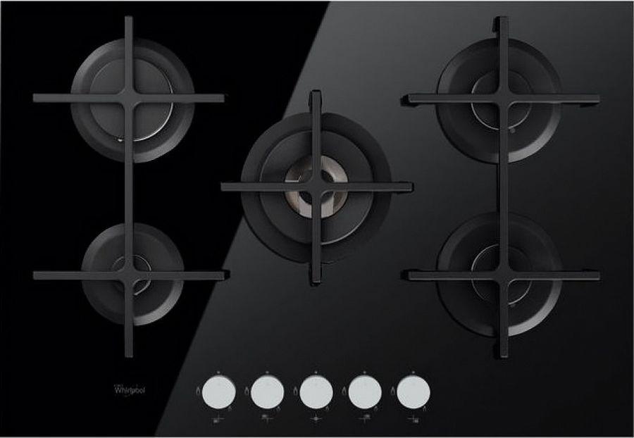 Варочная панель WHIRLPOOL GOA 7523/NB,  независимая,  черный