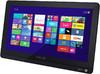 Моноблок IRU Office L1901, Intel Celeron N2840, 4Гб, 500Гб, Intel HD Graphics, DVD-RW, Free DOS, черный [372436] вид 1