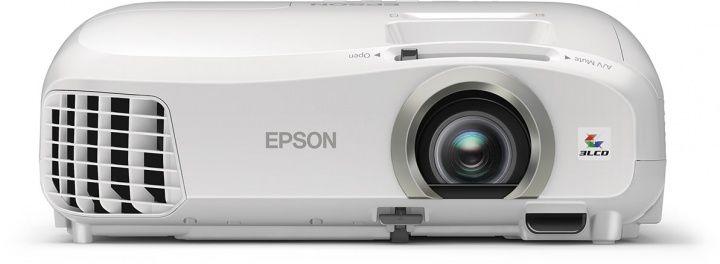 Проектор EPSON EH-TW5300 белый [v11h707040]