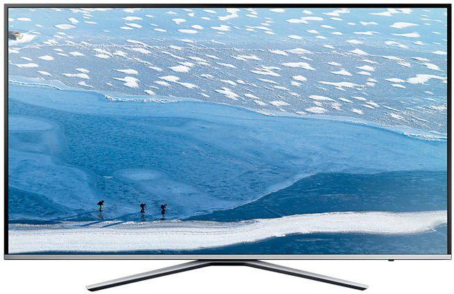 LED телевизор SAMSUNG UE49KU6400UXRU