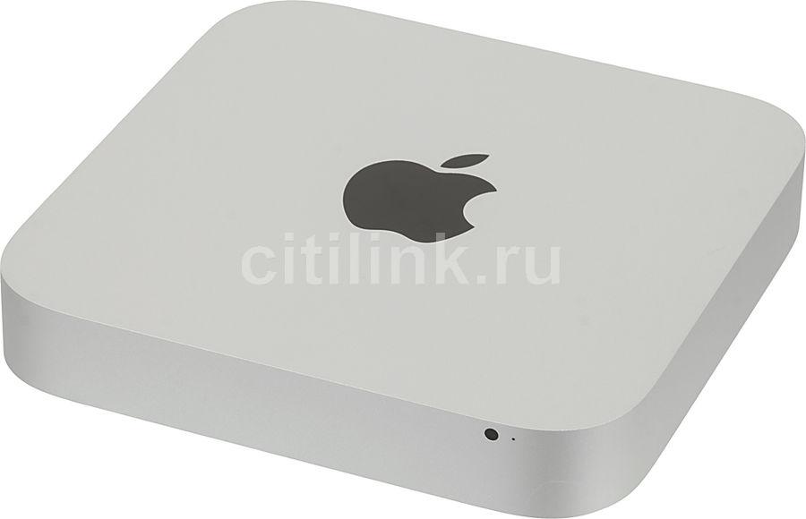 Компьютер  APPLE Mac mini Z0R8000KH,  Intel  Core i7  4578U,  LPDDR3 16Гб, 2Тб,  Intel Iris Graphics,  CR,  Mac OS X El Capitan,  серебристый