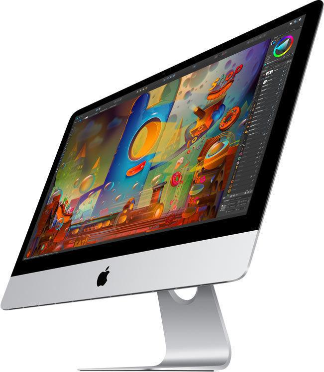 Моноблок APPLE iMac Z0SC001U6, Intel Core i7 6700K, 16Гб, 1000Гб SSD,  AMD Radeon R9 M395X - 4096 Мб, Mac OS X El Capitan, серебристый и черный