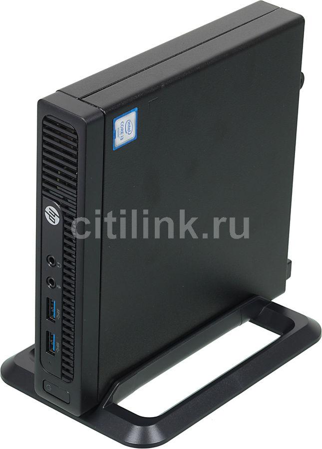 Компьютер  HP 260 G2,  Intel  Core i3  6100U,  DDR4 4Гб, 256Гб(SSD),  Intel HD Graphics 520,  Free DOS,  черный [x9d65es]