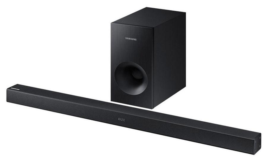 Звуковая панель SAMSUNG HW-K360/RU,  черный