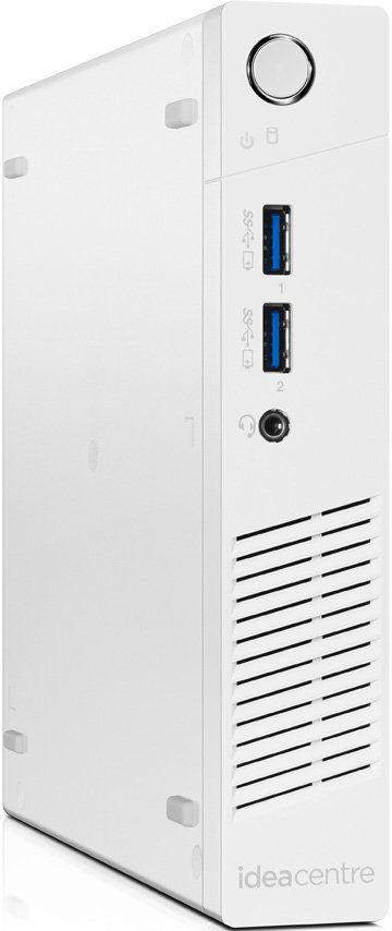 Неттоп  LENOVO IdeaCentre 200-01IBW,  Intel  Core i3  5005U,  DDR3 4Гб, 500Гб,  Intel HD Graphics 5500,  Free DOS,  белый [90fa002rrs]