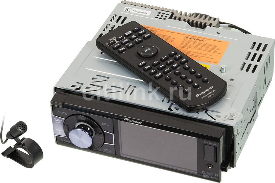 Автомагнитола PIONEER DVH-880AVBT,  USB