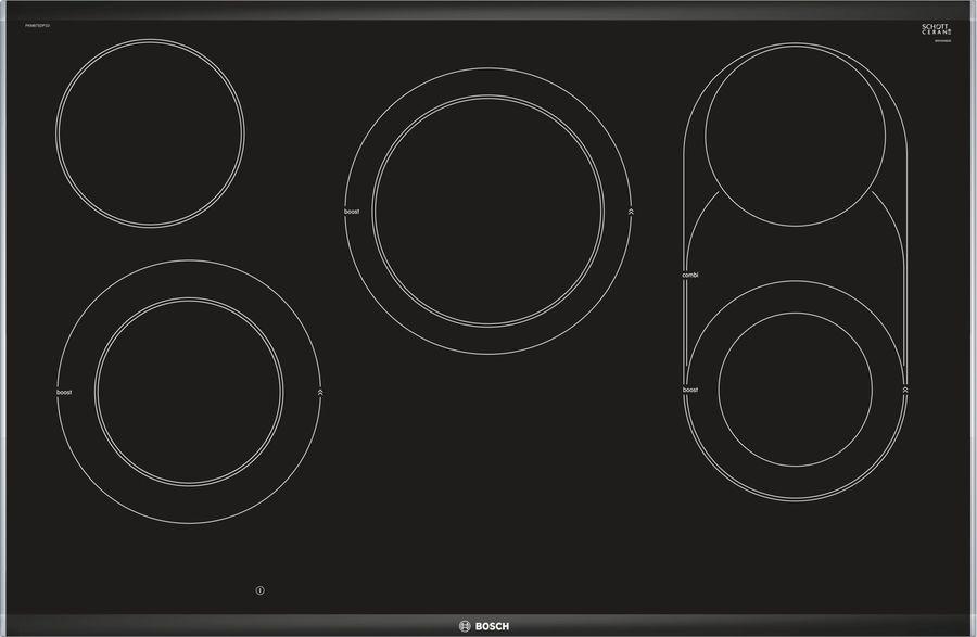Варочная панель BOSCH PKM875DP1D,  Hi-Light,  независимая,  черный