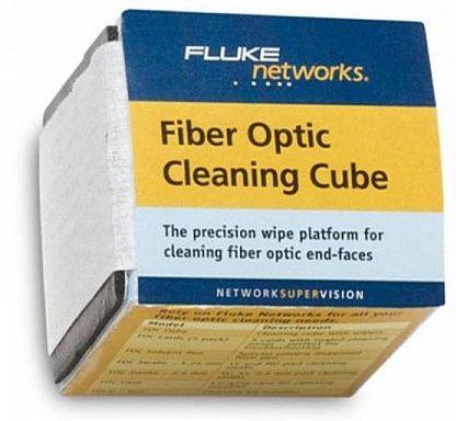 Инструмент Fluke Networks (NFC-CUBE) для чистки торцевых поверхностей белый