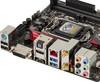 Материнская плата ASUS B150I PRO GAMING/WIFI/AURA LGA 1151, mini-ITX, Ret вид 4