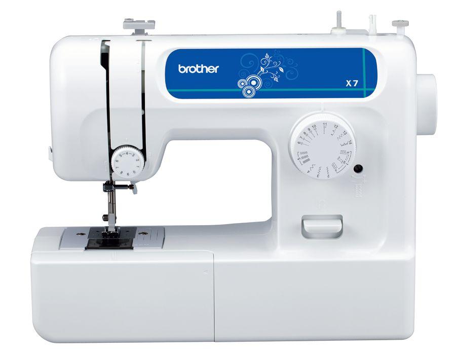 Швейная машина BROTHER X7 белый [дубль использовать 793836]