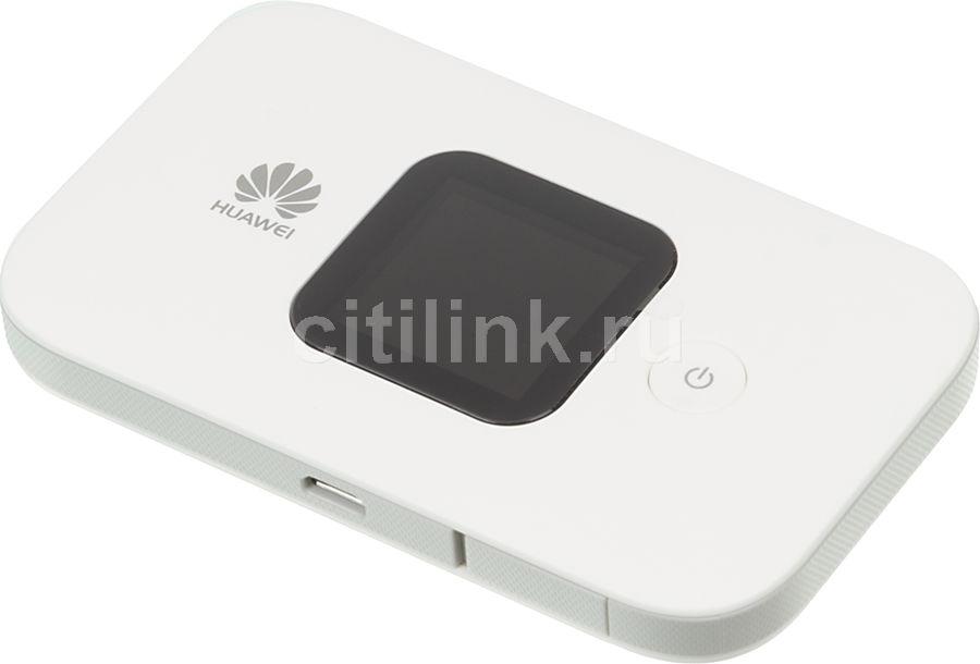 Модем HUAWEI Е5577Cs-321 2G/3G/4G, белый