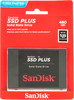 SSD накопитель SANDISK SSD PLUS SDSSDA-480G-G26480Гб