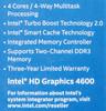 Процессор INTEL Core i5 4590, LGA 1150 BOX вид 8