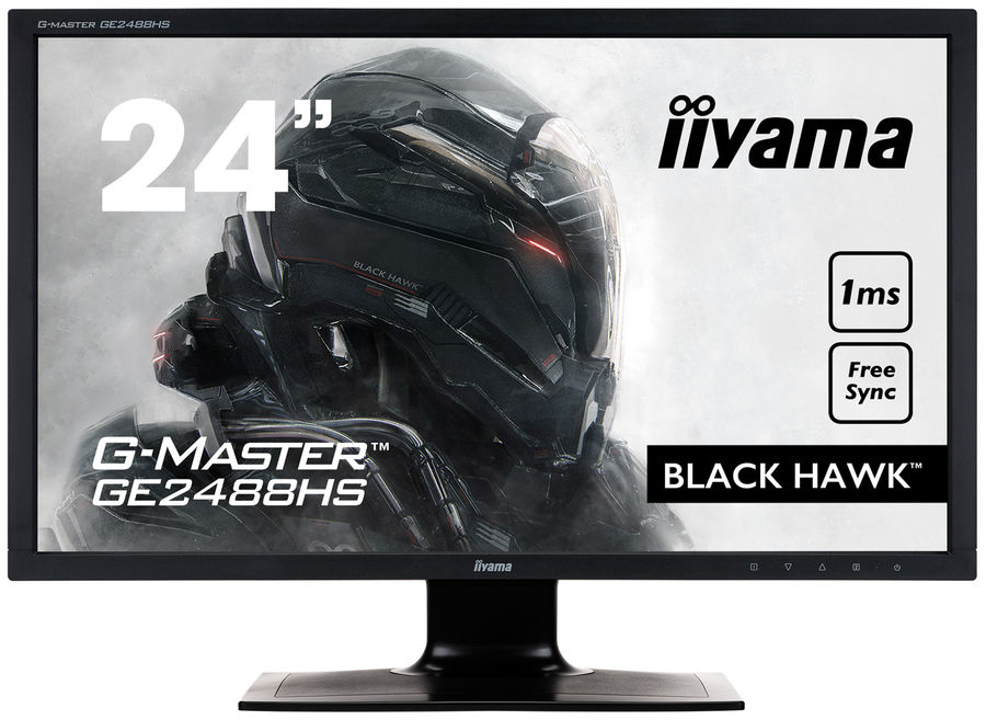 Монитор ЖК IIYAMA G-Master GE2488HS-B2 24