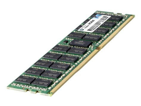 Память DDR4 HPE 851353-B21 8Gb DIMM ECC Reg PC4-19200 CL17 2400MHz