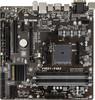Материнская плата GIGABYTE GA-F2A88XM-D3HP, Socket FM2+, AMD A88X, mATX, Ret вид 1