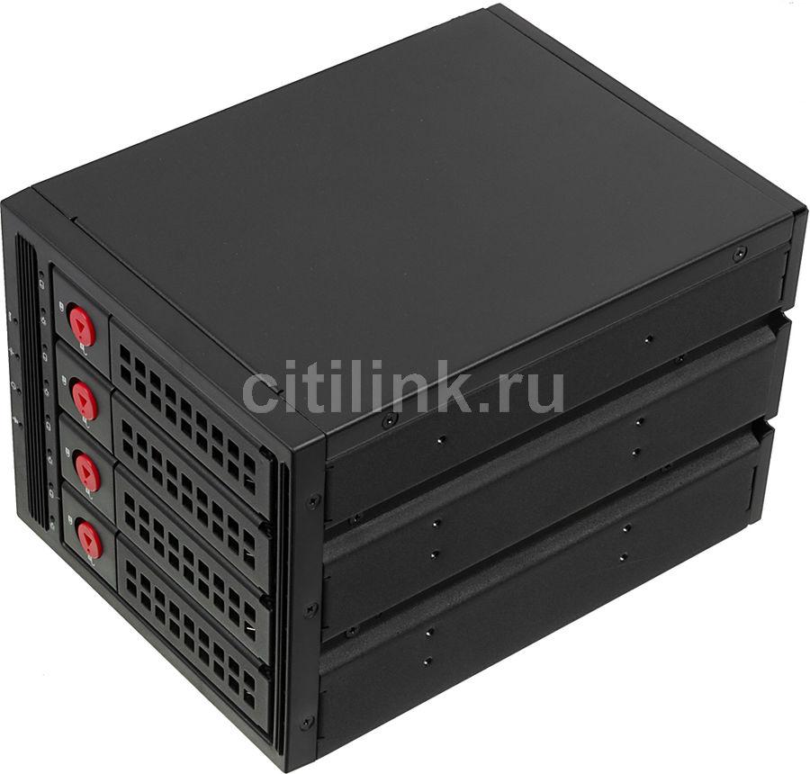 Mobile rack (салазки) для  HDD/SSD THERMALTAKE Max 3504, черный