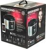Мультиварка REDMOND RMK-FM41S,  700Вт,   серебристый/черный вид 12