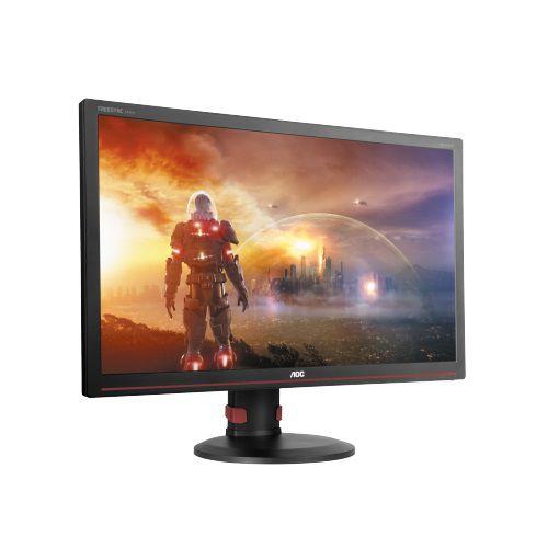 """Монитор ЖК AOC Gaming G2770PF 27"""", черный/красный и черный"""