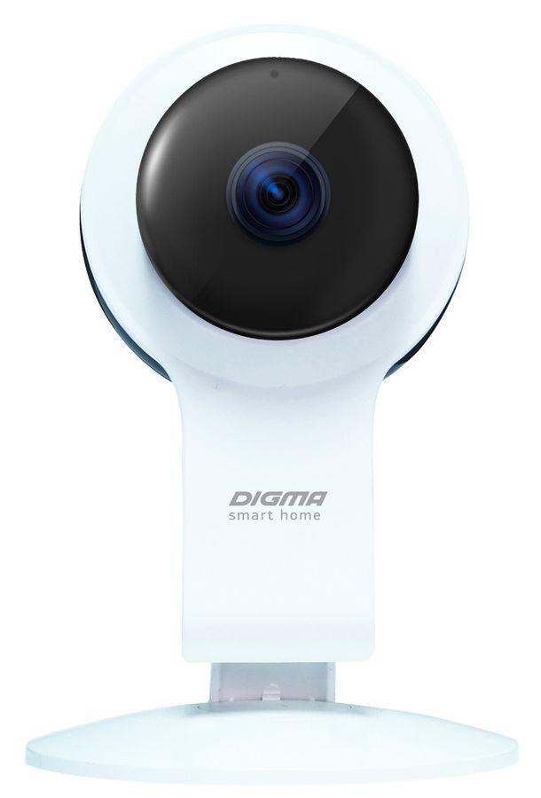 Видеокамера IP DIGMA DiVision 100,  белый