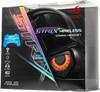 Наушники с микрофоном ASUS ROG Strix Wireless,  мониторы, радио,  черный  [90yh00s1-b3ua00] вид 13