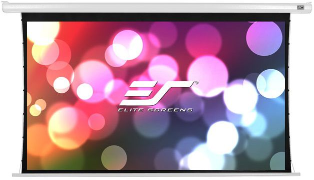 Экран ELITE SCREENS Tab-Tension ELECTRIC100XHT Spectrum,  221.4х124.5 см, 16:9,  настенно-потолочный