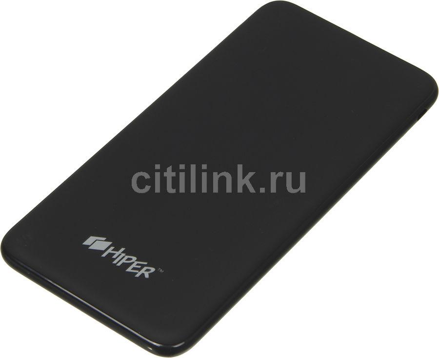 Внешний аккумулятор HIPER PSX20000,  20000мAч,  черный [psx20000 black]