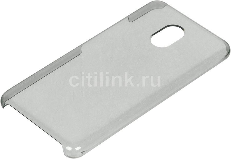 Чехол (клип-кейс) MEIZU BackCover, для Meizu M3s mini, серый [mzu-874004y0501]