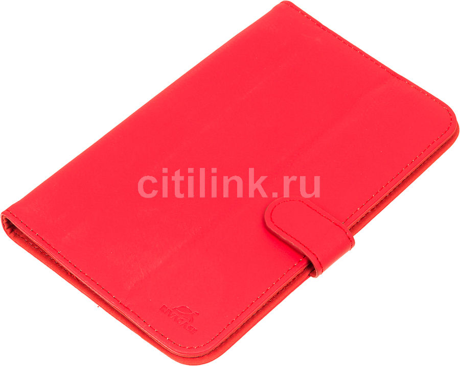 """Чехол для планшета RIVA 3132,  красный, для  планшетов 7"""""""