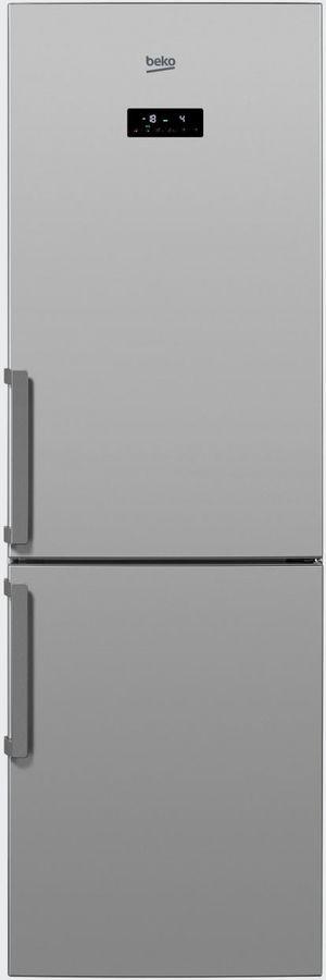 Холодильник BEKO RCNK321E21S,  двухкамерный,  серебристый